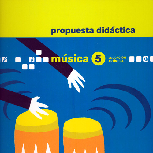Editorial Edelvives – Libro Música 5º y 6º de Primaria