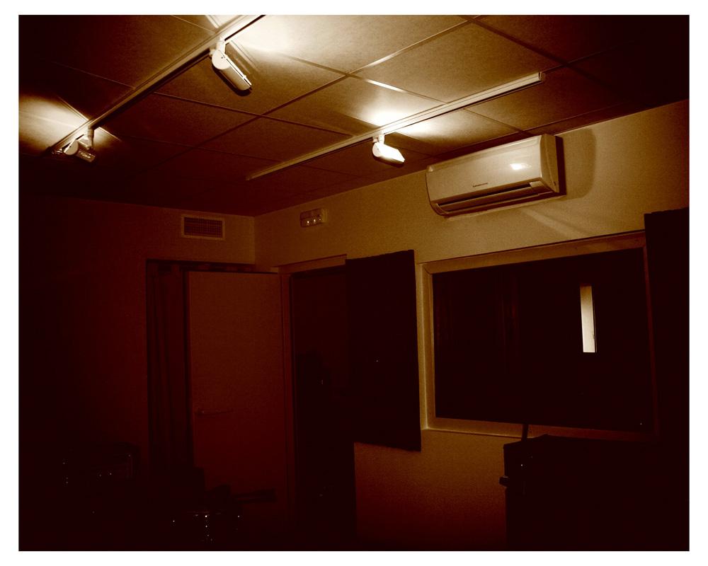 Sala de grabación