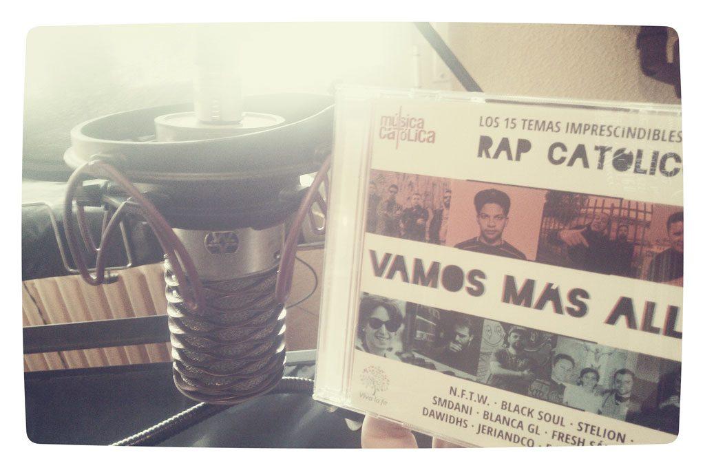 Lanzamiento 15 imprescindibles rap católico