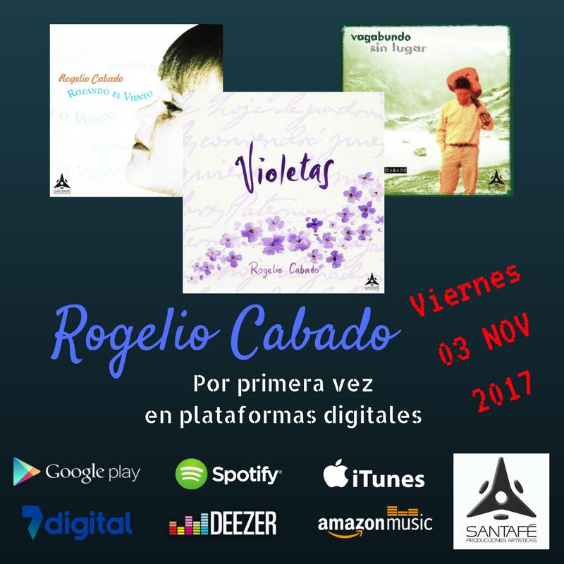 Rogelio Cabado en digital