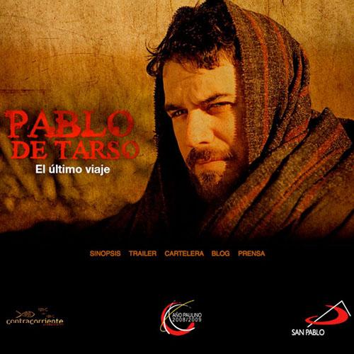 """Película """"Pablo de Tarso: el último viaje"""""""