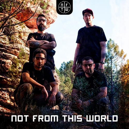 NFTW – Not From This World (single)
